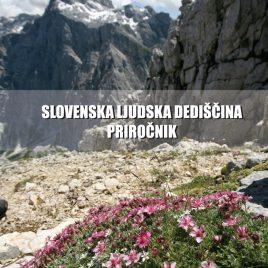 Slovenska ljudska dediščina – priročnik