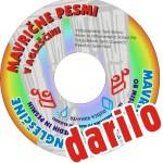 CD Mavrične pesmi v Angleščini